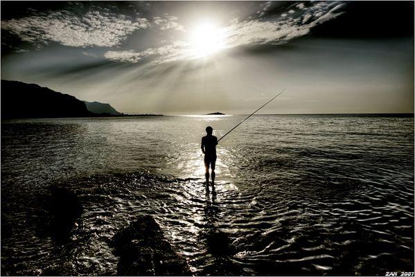 Vi racconto questa foto: The Fisherman