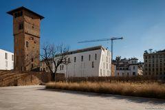 Via Brisa, la torre