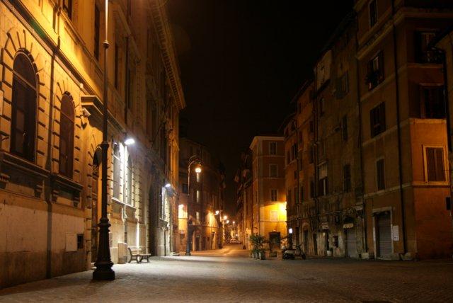 Via del Portico di Ottavia, Roma