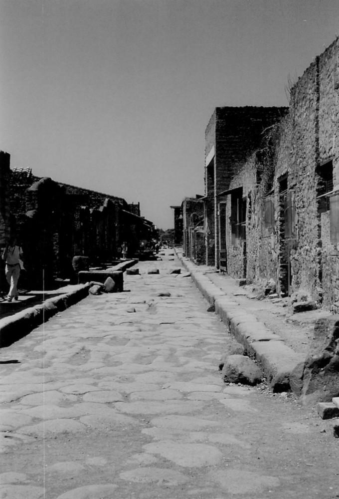 via in pompeio