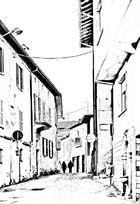 Via Roma ...