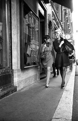 Via Veneto 1967