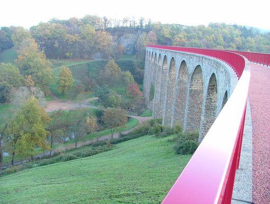 Viaduc de l'Ecoron Saint Symphorien de Lay 42470