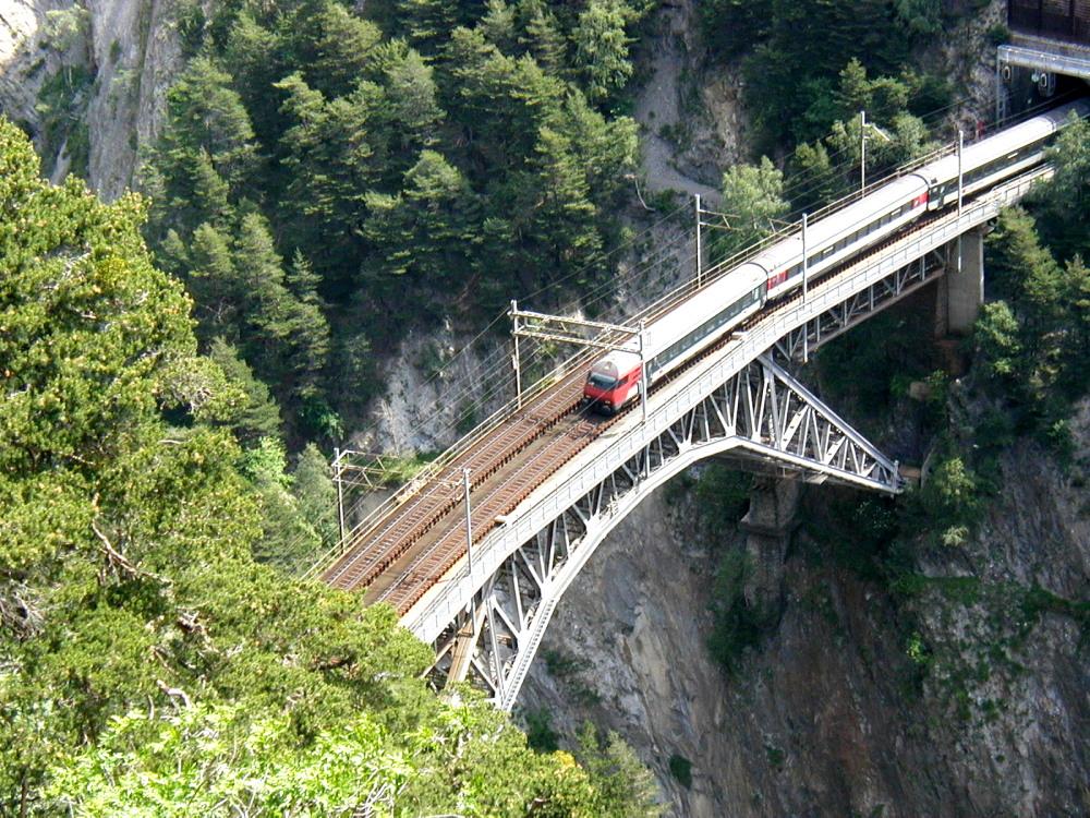 Viaduc du Bietschtal (Valais)