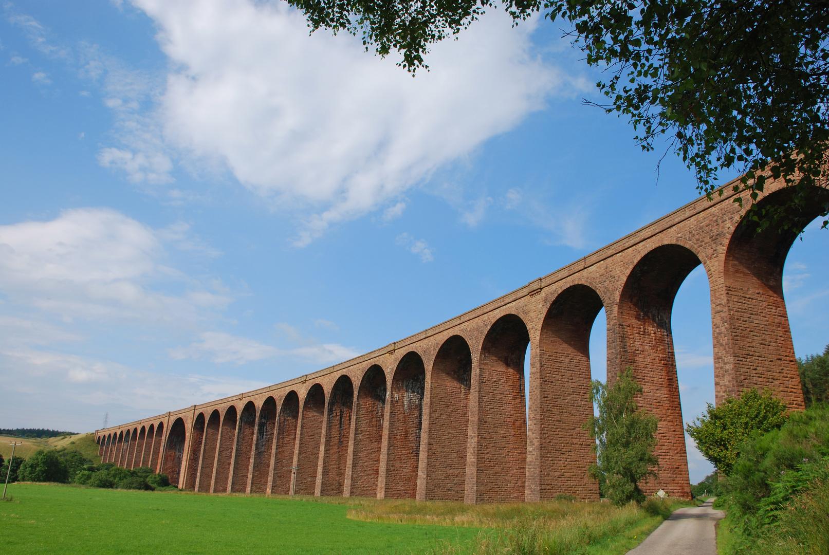 Viaducto de Culloden, Inverness, Escocia