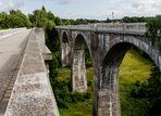 Viadukt in Polen