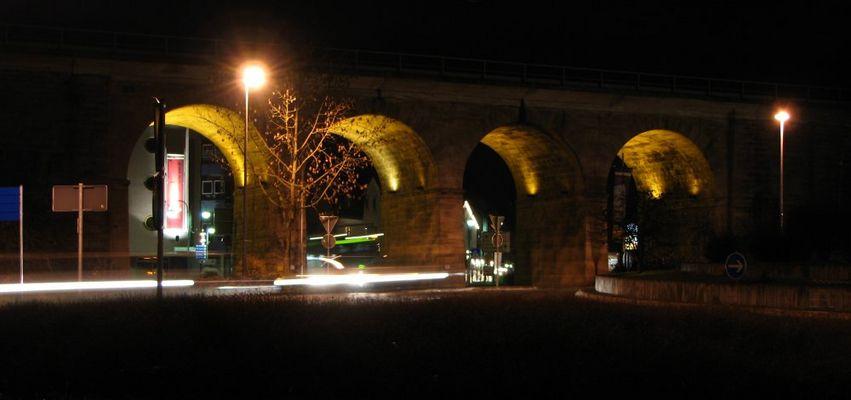 Viadukt in Weinstadt