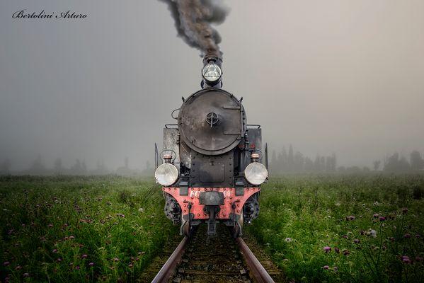 Viaggiare è ...come uscire dalla nebbia!