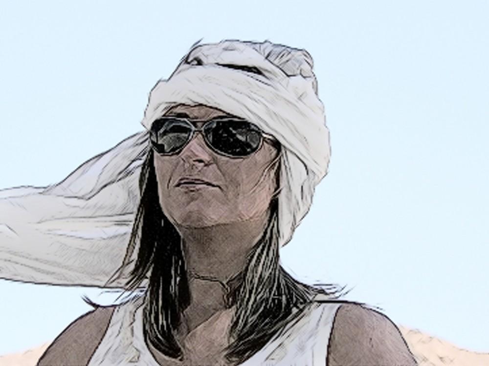 Viaggio Marocco - Ritratti del gruppo - 12 Sabrina