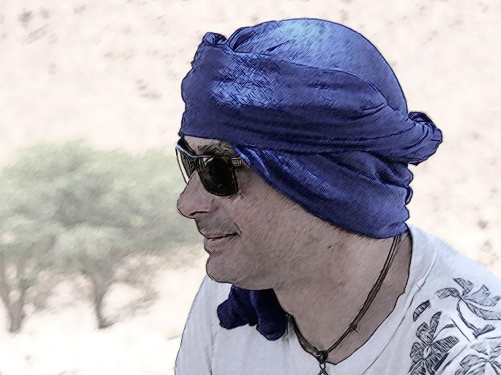 Viaggio Marocco - Ritratti del gruppo - 3 Alfredo