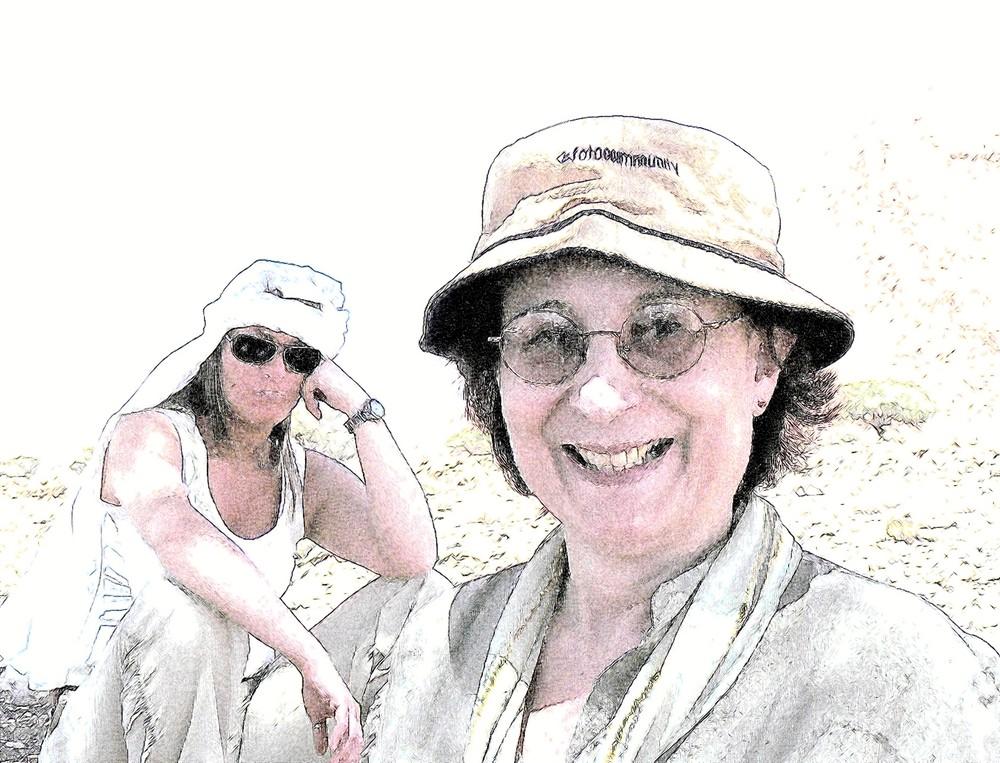 Viaggio Marocco - Ritratti del gruppo - 5 Carla