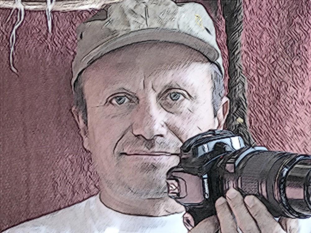 Viaggio Marocco - Ritratti del gruppo - 7 Giulio