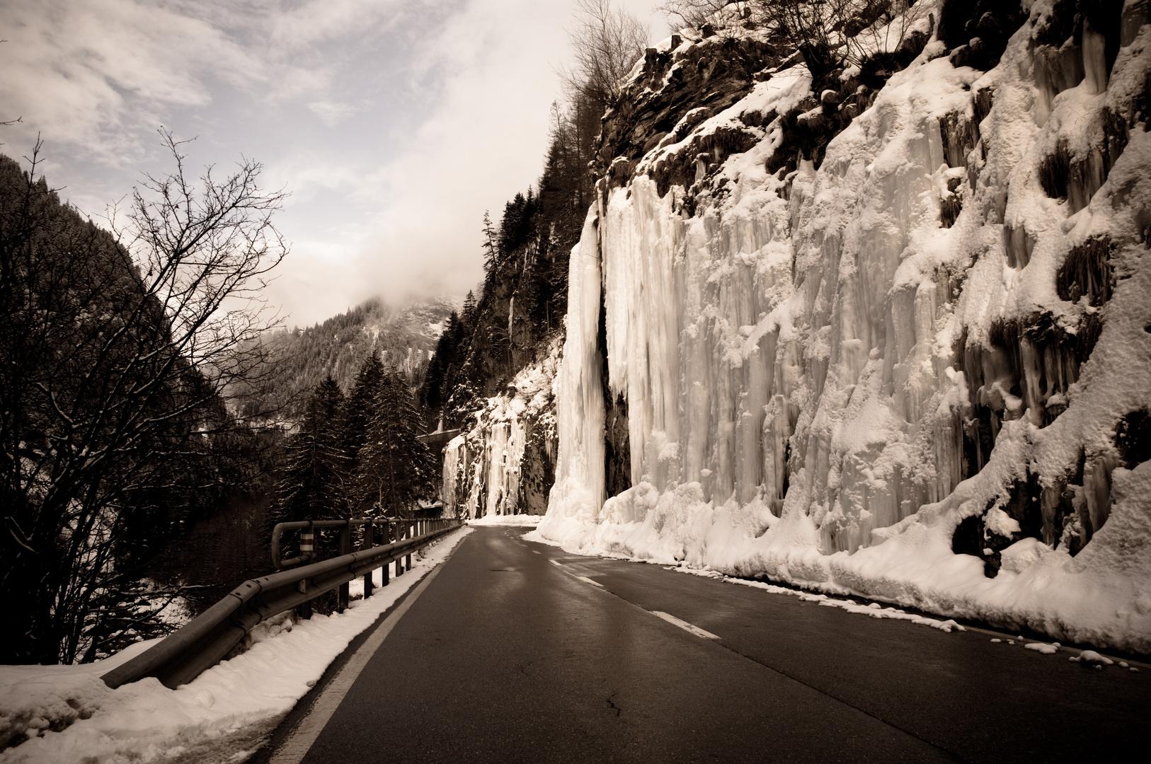 Viamala - Eisskulpturen