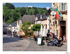 Vianden an der Our, Luxemburg - II
