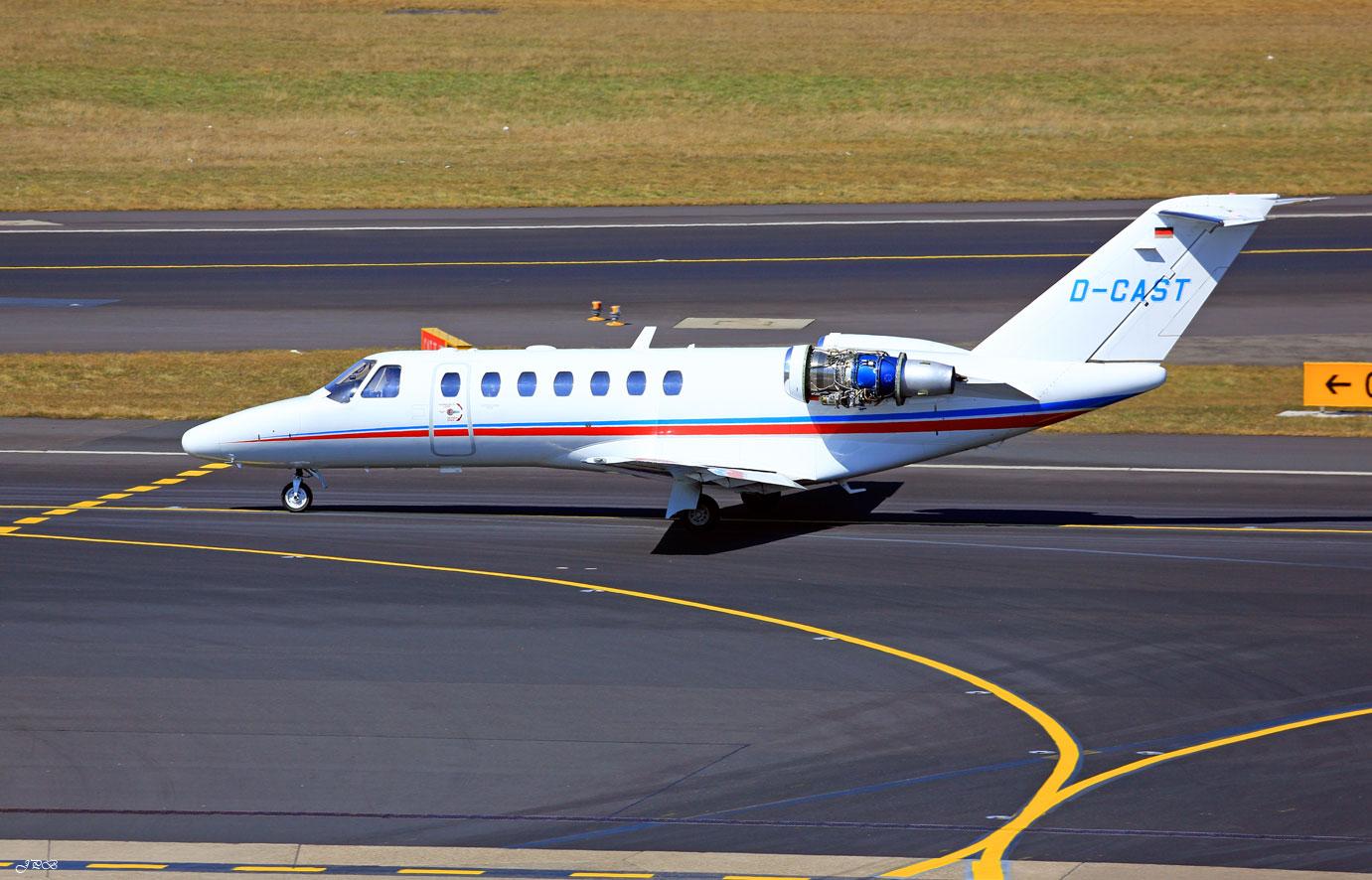Vibro Air Cessna 525B Citation CJ3
