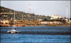 Vicino al fiume Tejo.Near the river Tejo.