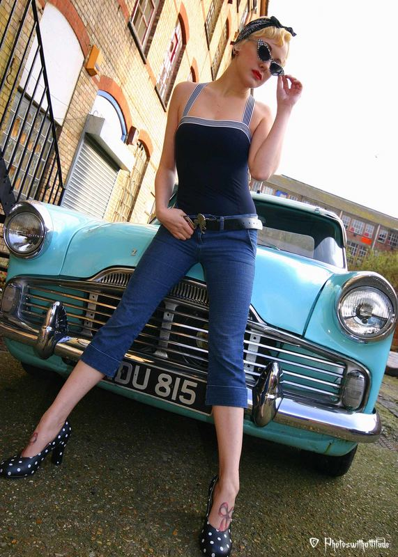 Vicky Decay - Rockabilly Rebel