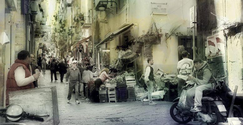 Vico Lungo del Gelso - Napoli
