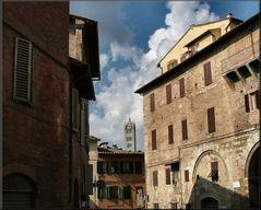 Vicolo a Siena