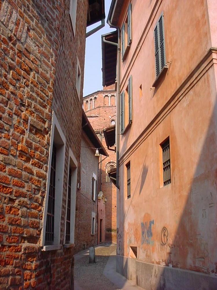 vicolo del centro storico