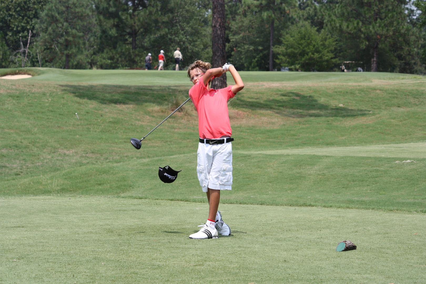 victor golf e cascette