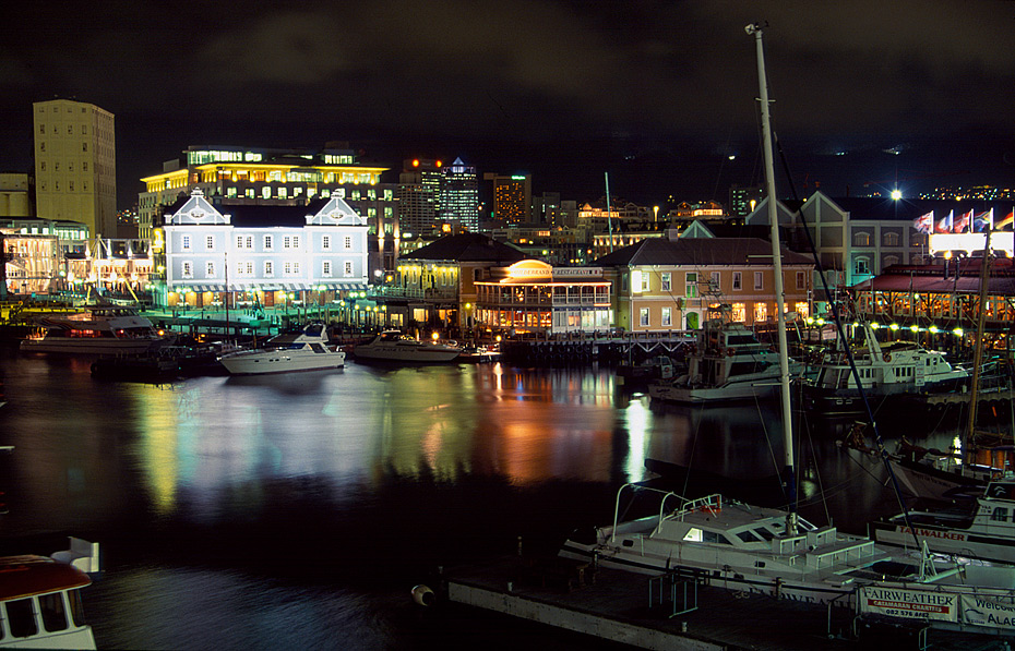 Victoria & Alfred Waterfront Capetown