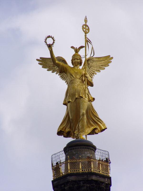 Victoria Berlinae (Siegessäule in unser Hauptstadt)