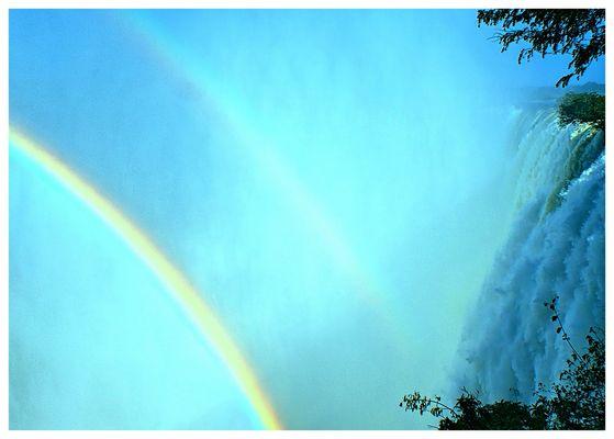 Victoria Falls Sambia
