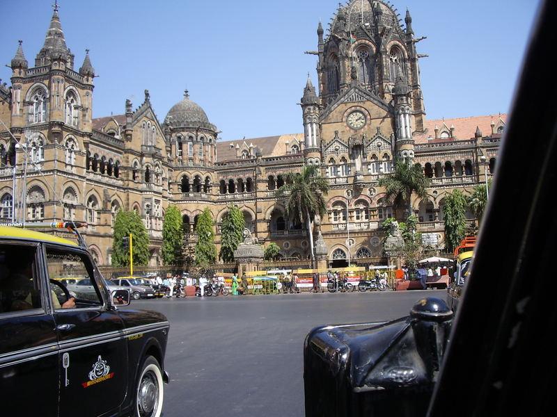 victoria station, Mumbay