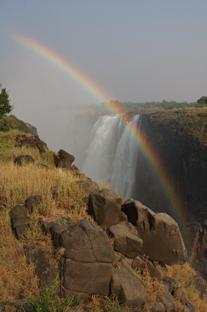 Victoriafälle - Simbabwe