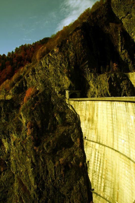 Vidraru barrage