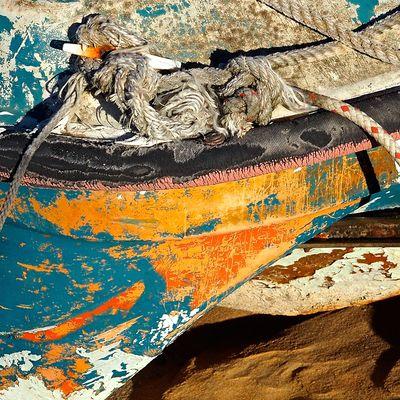 Vieille barque
