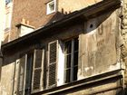 Vieille façade parisienne