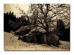 vieille grange abandonnée