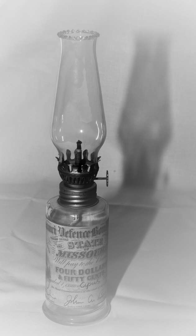 Vieille lampe