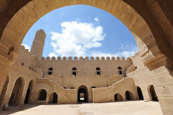 Vieille ville de Sousse