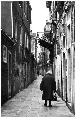 Vieillir à Venise