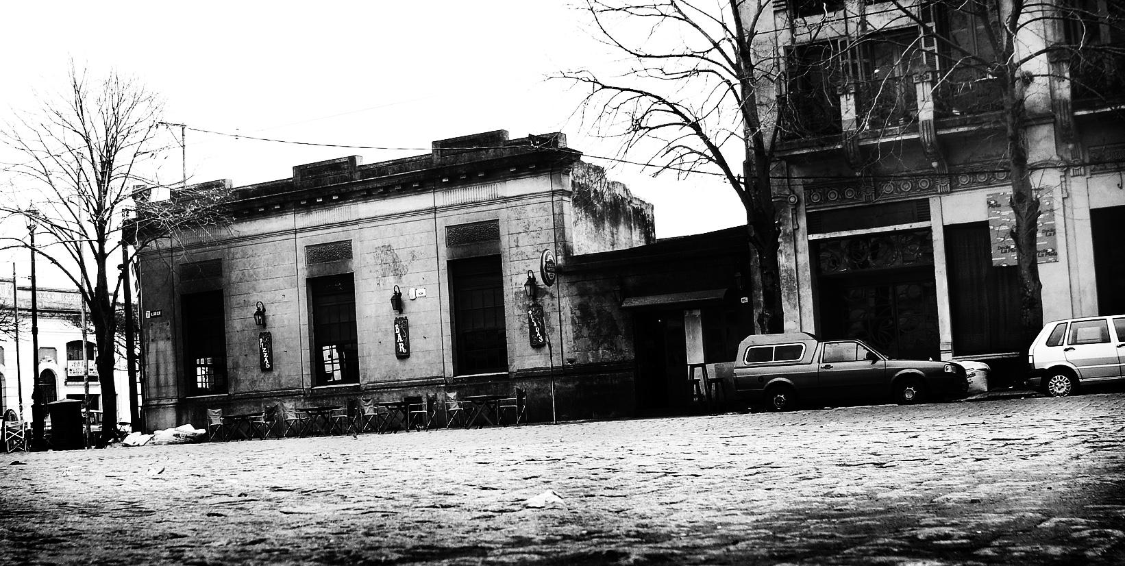 vieja estacion