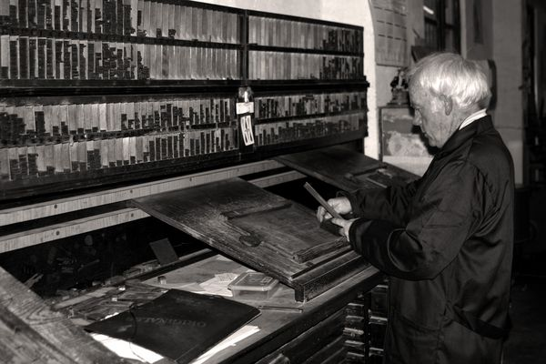 vieja imprenta