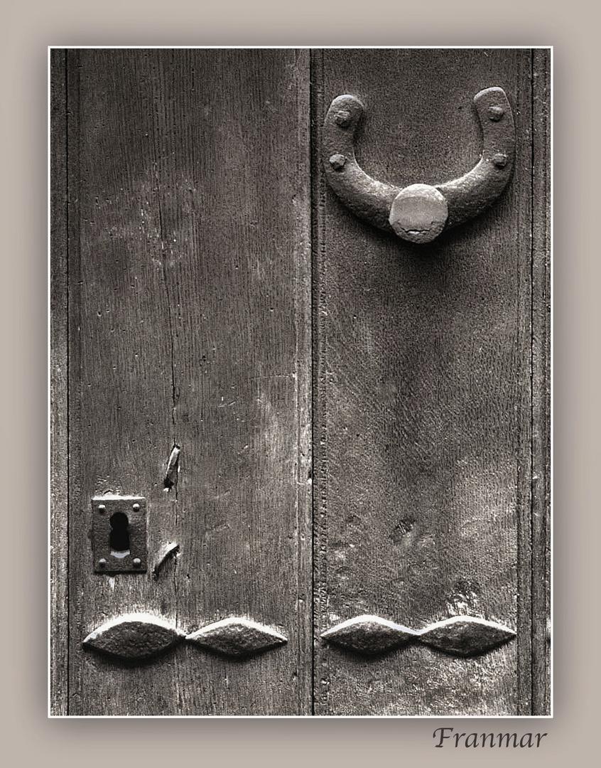Vieja puerta 2 (detalle)