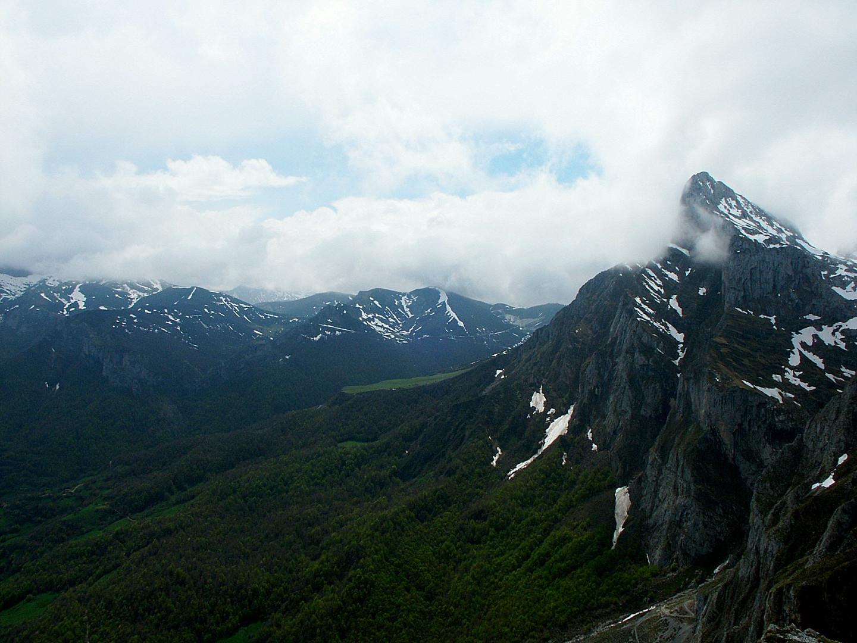 Viejas montañas.
