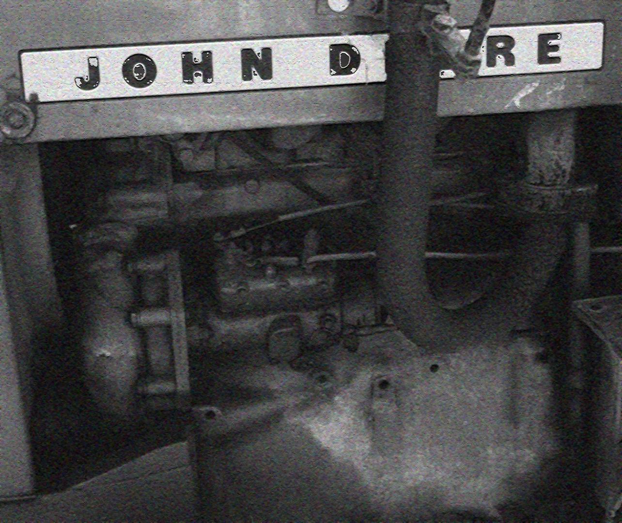 Viejo motor
