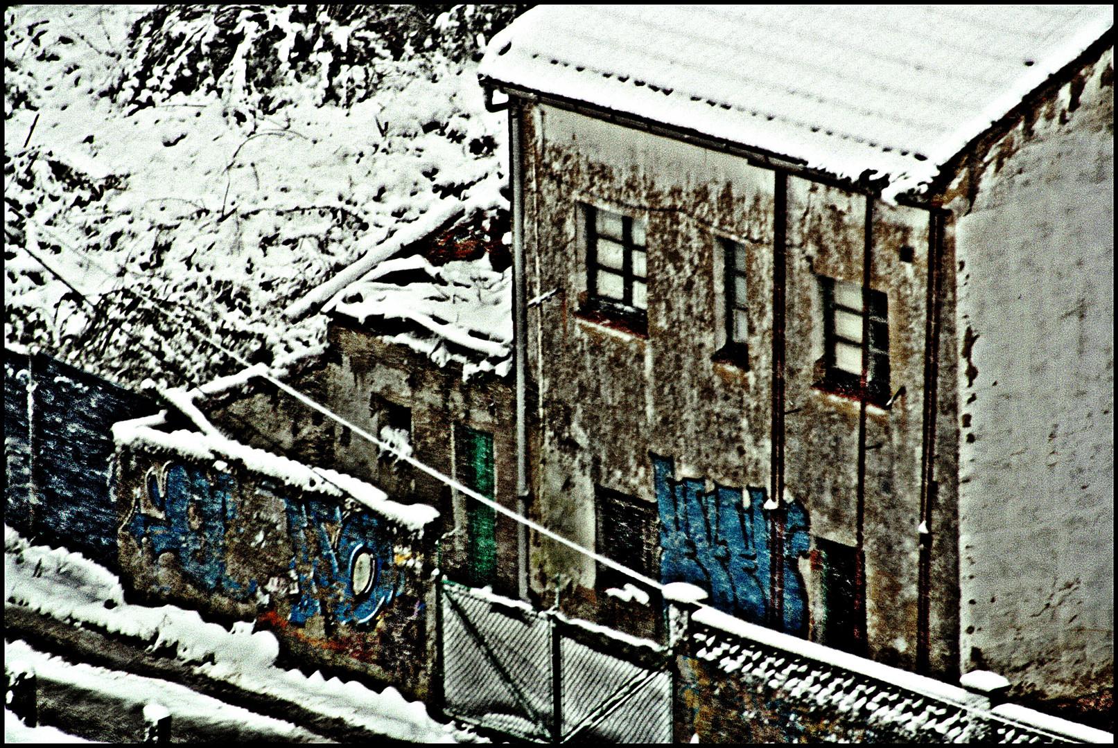Viejos graffitis