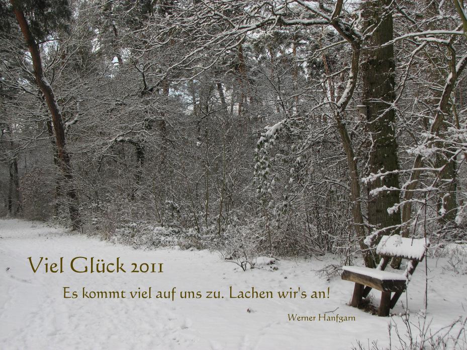Viel Glück 2011