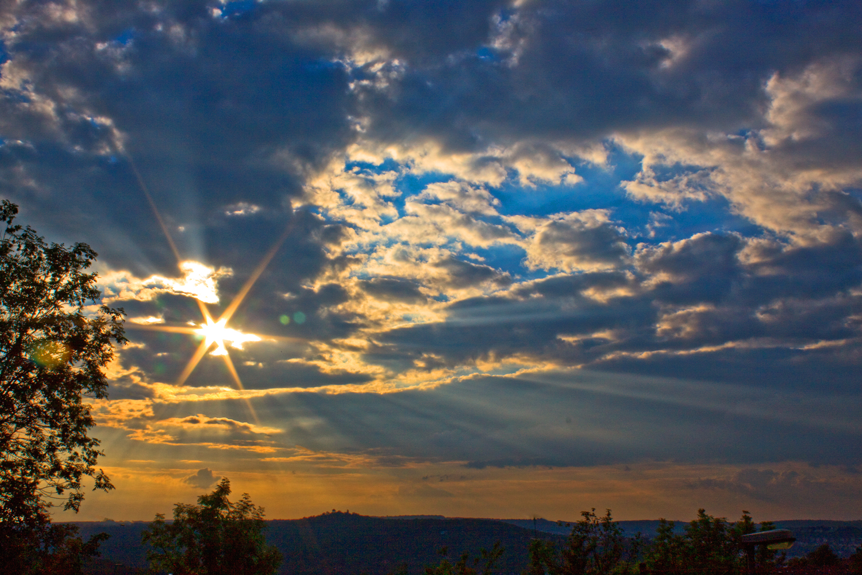 ..viel Himmel..., Stgt, Birkenkopf