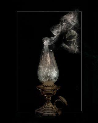 Viel Rauch...