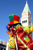 viel Spass beim Carnevale di Venezia