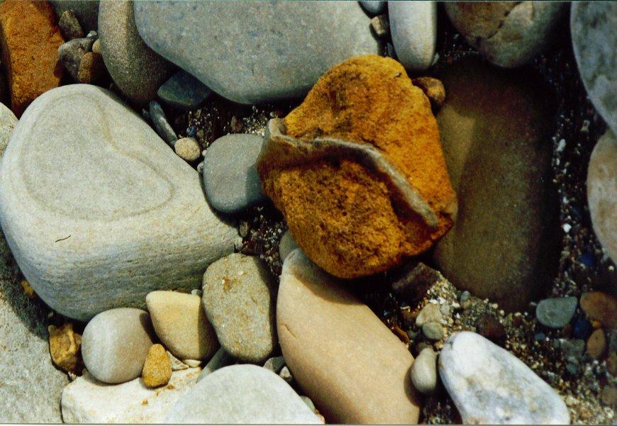 Viel Steine gab's und wenig Brot