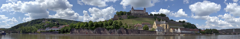 Viele Grüße aus Würzburg