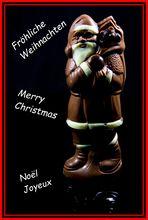 Viele Grüße vom Weihnachtsmann